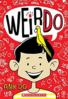 Book Cover: WeirDo (WeirDo #1)