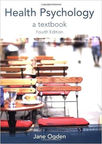 Health psychology a textbook jane ogden 8601300218021 amazon health psychology a textbook 4th edition fandeluxe Choice Image