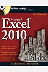 Excel 2010 Bible Kindle Edition