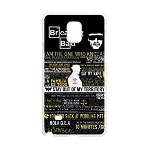 Breaking Bad Cell Phone Case for Samsung Galaxy Note4