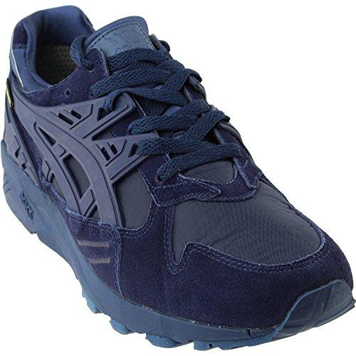 ASICS GEL Kayano Trainer Retro Running Shoe, Navy/Navy, 7.5 M US