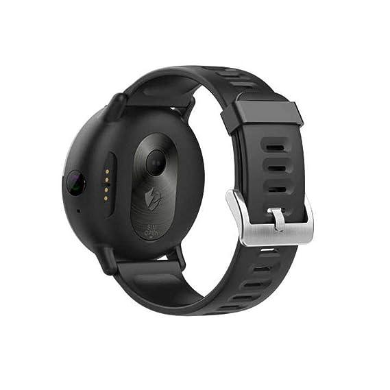 Storagc Bluetooth SmartWatch para LEMFO LEM X Android 7.1 4G 2.03 Pulgadas 900Mah 8MP cámara Ip67 Impermeable Reloj Inteligente de Lujo Deporte Reloj GPS ...