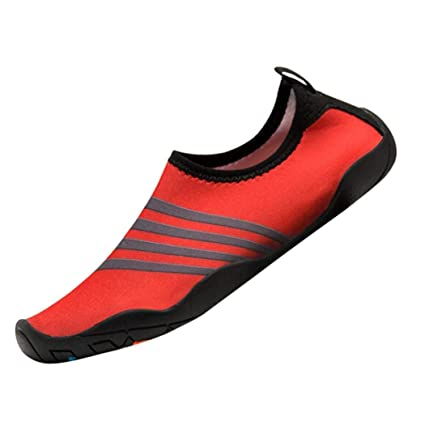 ZHRUI Deportes Zapatos al aire libre para hombres Mujeres, entrenadores Pisos Chanclas Chanclas Alpargatas Cuña