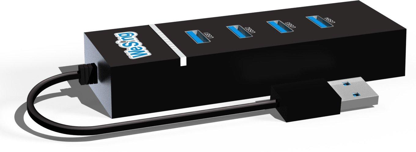 THQ Nordic We Sing Premium USB Hub - PlayStation 3/2/1