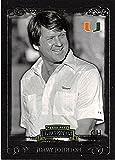 Jimmy Johnson football card (University of Miami Hurricanes 1987 National Championship) 2008 Press Pass #68