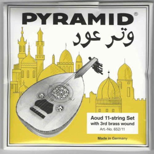 Professional Oud Strings Arabic Syrian Tuning