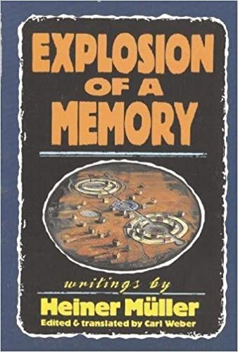 explosion of a memory paj books