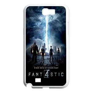 Custom Case New Fantastic Four For Samsung Galaxy Note 2 N7100 R6L3Q2452