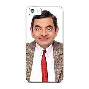 New Mr Bean Tpu Case Cover, Anti-scratch GDj4901Hegz Phone Case For Iphone 5c