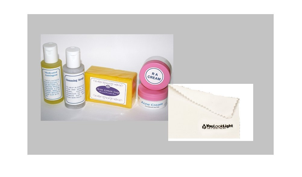 6 Professional Acne Care Set Come with Screen Cleaning Cloth Part Number/sku:6xsa-proacnecare-5