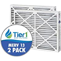 White-Rodgers FR2000-401 20x25x6 MERV 13 Comparable Air Filter - 2PK