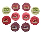 yankee candle wax melts - Yankee Candle Fruity Scents Tarts Wax Melts Sampler Pack- 10 Count