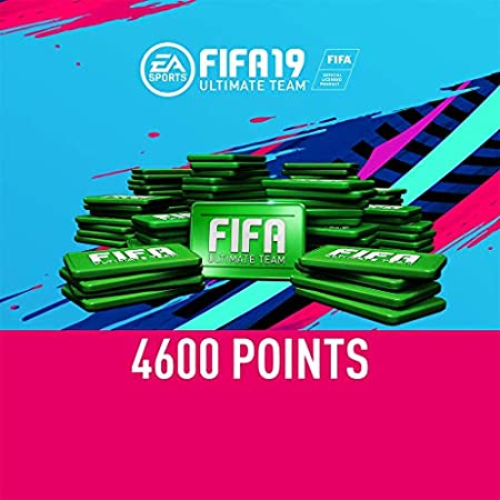 FIFA 19: 4600 FIFA Points - PS4 [Digital Code]