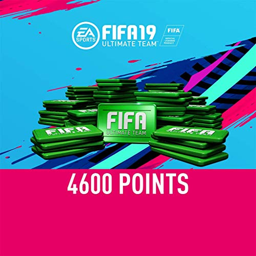 Video Games : FIFA 19: 4600 FIFA Points - PS4 [Digital Code]