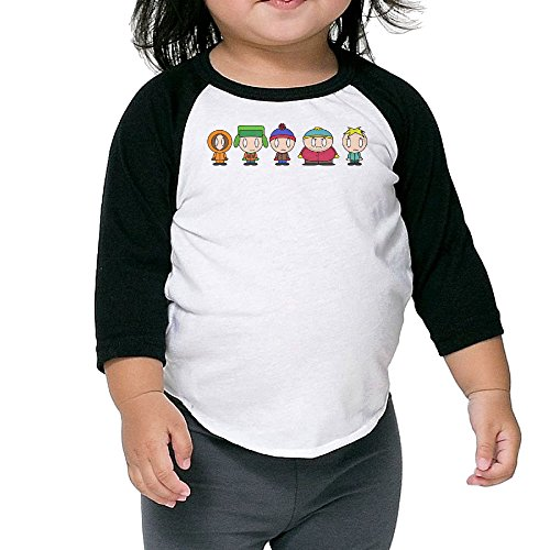 Carina Children's Middle Sleeve South Park Shoulder 2 Toddler