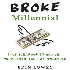 Broke Millennial Audiobook