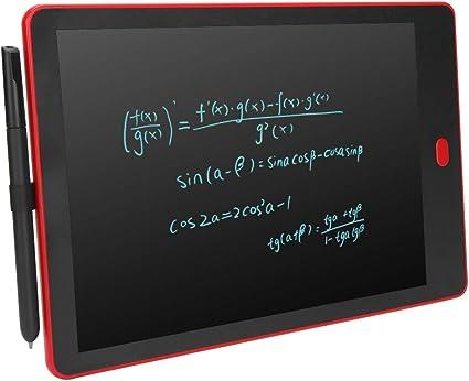 両面ペイントタブレット、OTGケーブルで接続された赤、LED/LCD両面描画タブレット描画タブレット、家庭用プロフェッショナルペインティング向けの耐久性