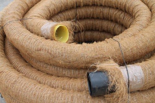 drainagerohr kokos gelocht 50 m abdeckung ablauf dusche. Black Bedroom Furniture Sets. Home Design Ideas
