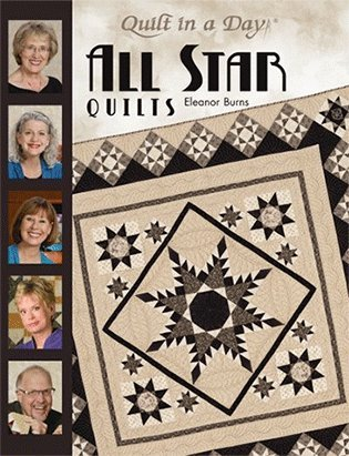All Star Quilts DVD (Day Quilt)