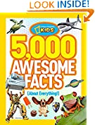 #6: 5,000 Awesome Facts (About Everything!) (National Geographic Kids)