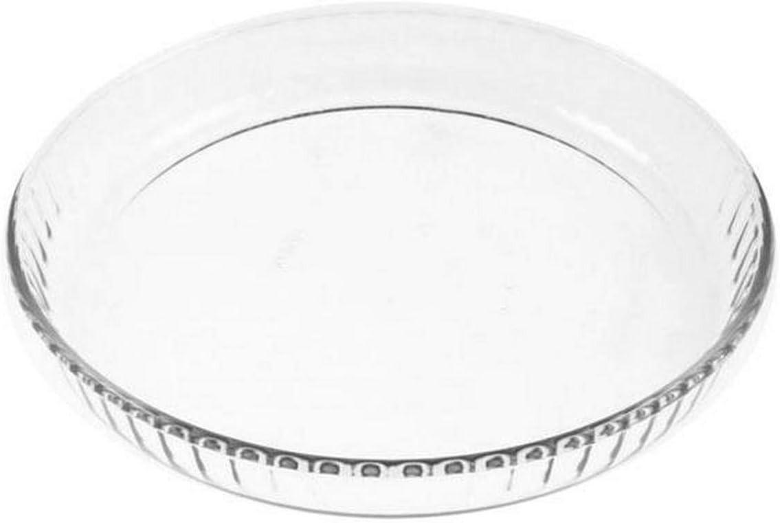Plato de cristal para horno microondas 5306630 Miele: Amazon.es ...