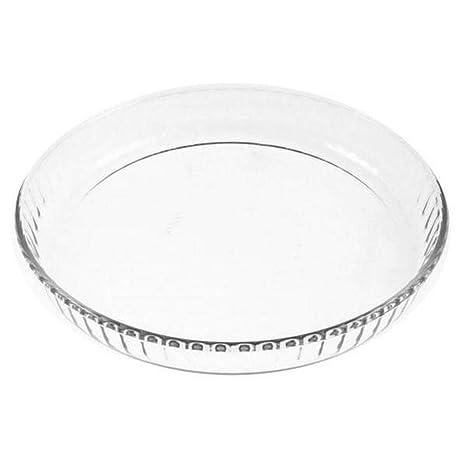 Plato de cristal para horno microondas 5306630 Miele: Amazon ...