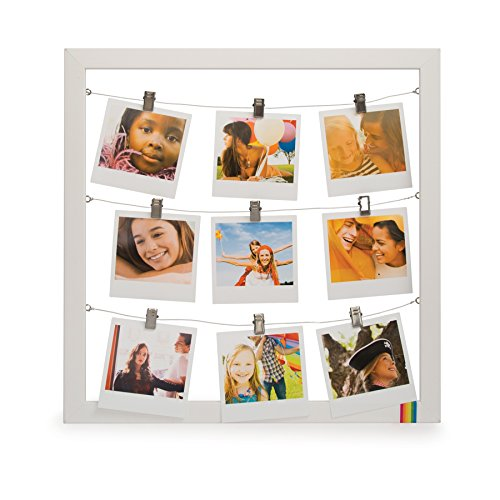 Polaroid String Photo Frame valentines for Her present by fiz