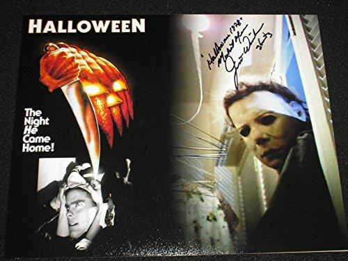 jim-winburn-signed-michael-myers-custom-8x10-photo-halloween-autograph
