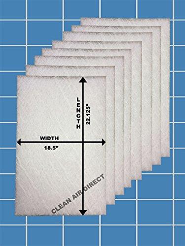 Clean Air Direct Totaline Star Series CG1000 20 X 25 (4 Changes) (Series Star Totaline)