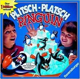 Pinguin Spiel Eisberg