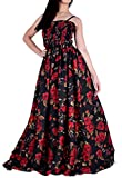 Product review for MayriDress Maxi Dress Plus Size Clothing Black Ball Gala Party Sundress Evening