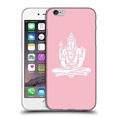"GoGoMobile Coque de Protection TPU Silicone Case pour // Q09530630 Hindou 7 Rose // Apple iPhone 6 PLUS 5.5"""