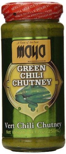 green chili chutney - 2