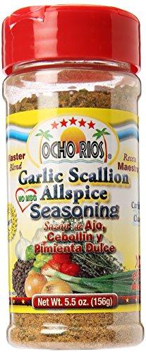 Garlic Scallion Allspice Seasoning 5.5 Oz