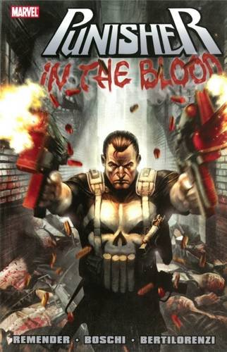 The Punisher: In the Blood