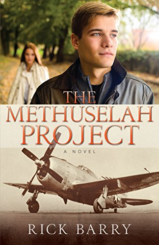 The Methuselah Project by [Barry, Rick]