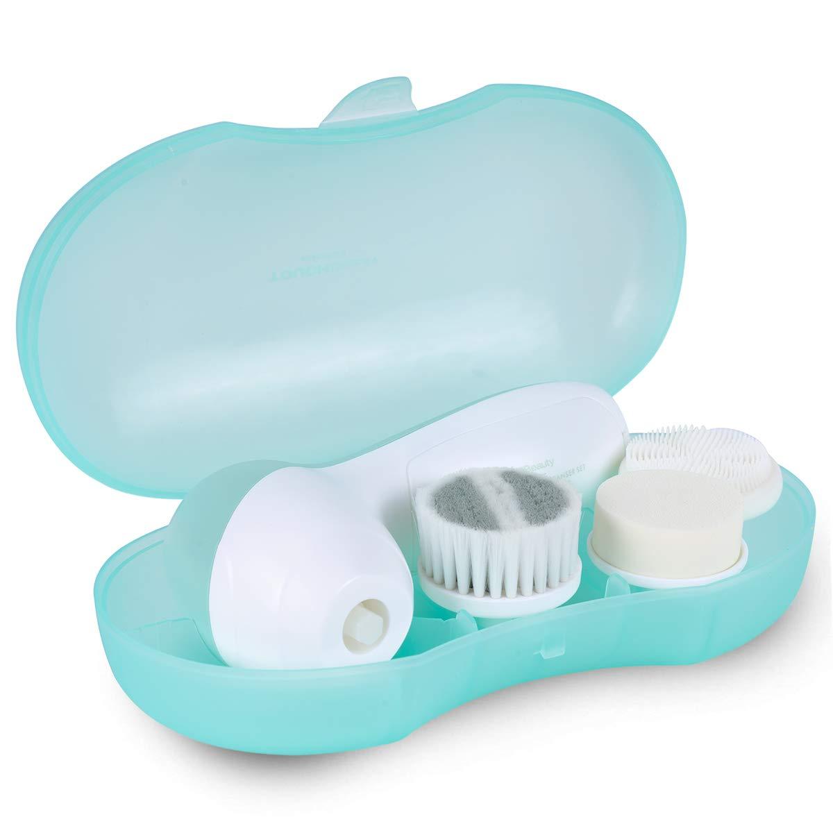 cepillo electrico facial