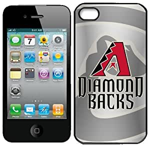 MLB Arizona Diamondbacks Iphone 4 and 4s Case Cover