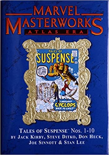 Marvel Masterworks: Atlas Era Tales of Suspense - Volume 1
