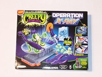 Creepy Crawlers Operation X-Ray by Creepy Crawlers: Amazon ...
