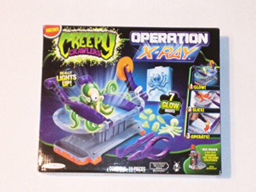Creepy Crawlers Operation X-Ray by Creepy Crawlers - Creepy Crawlers