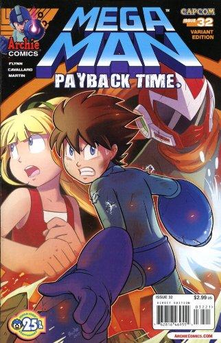 Download Mega Man #32 Payback Variant pdf