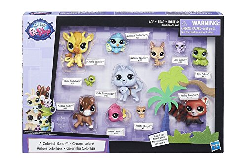 Littlest Pet Shop A Colorful Bunch (Littest Pet Shop)