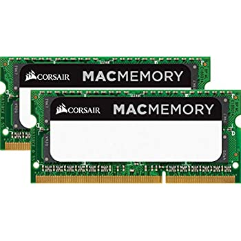 Amazon.com: Corsair CMSO4GX3M1A1333C9 4GB (1x4GB) DDR3 1333 ...