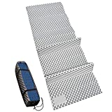 Egg Crate Camping Pad REDCAMP Closed Cell Foam Sleeping Pad for Camping, 22