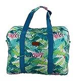 Charlie Paige Foldable Duffel Bag, Tropical Review