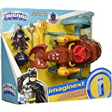 Imaginext Aquaman Criatura Marinha, Mattel, Multicor