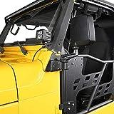 u-Box Wrangler TJ Factory Door Mirror Mounting