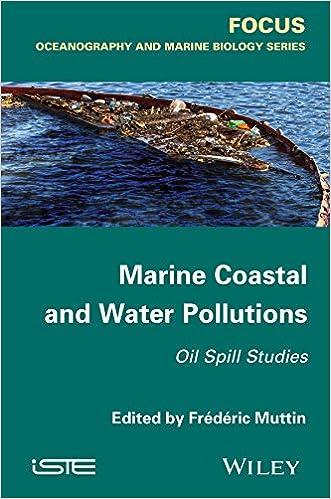 Bestseller eBook online Marine Coastal and Water Pollutions (Focus (Wiley)) 1848216920 PDF RTF