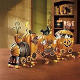 The Pumpkin Express Train - Decorative Accessories